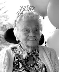 Ruth Irene Mattick