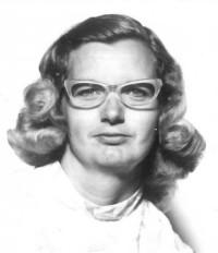 Margaret Marion (Jackie) Cook