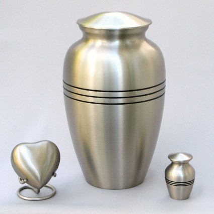 Classic Pewter | Stubberfield Funeral Home