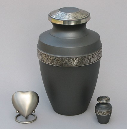 Grecian Pewter | Stubberfield Funeral Home